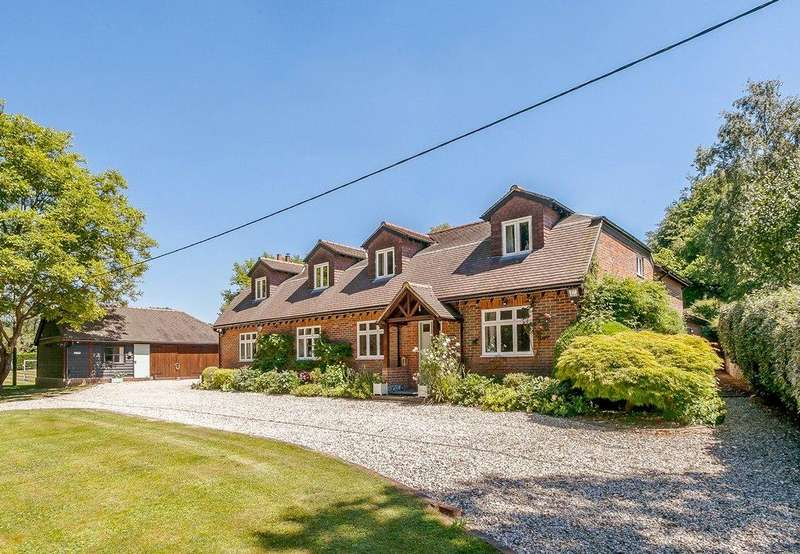 6 Bedrooms Detached House for sale in Hannington Road, Hannington, Tadley, RG26