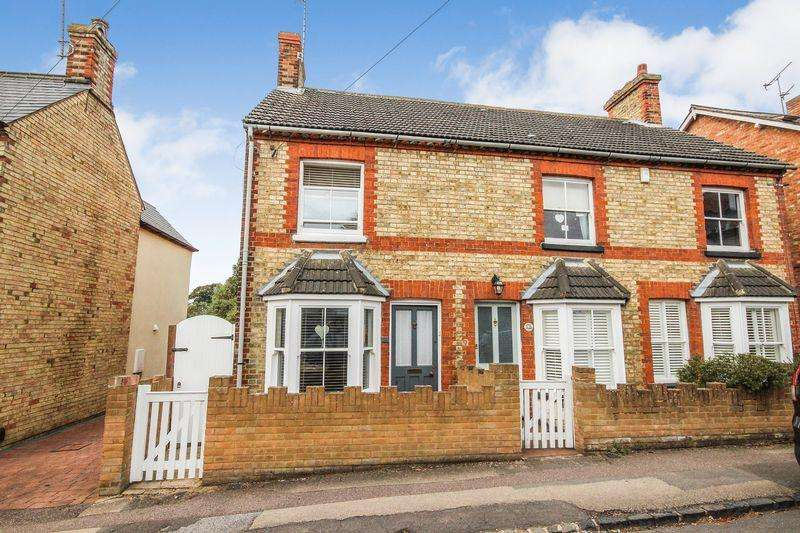 2 Bedrooms Semi Detached House for sale in Arthur Street, Ampthill