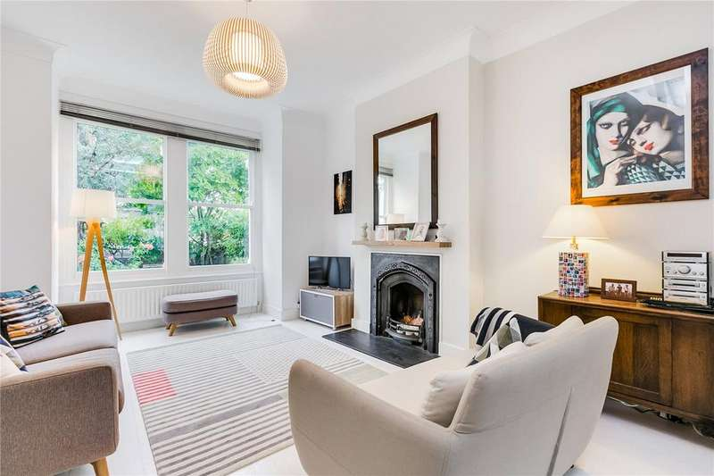 4 Bedrooms End Of Terrace House for sale in Cavendish Road, London, SW12