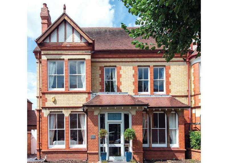 6 Bedrooms House for sale in Shrubbery Avenue, Worcester, WR1