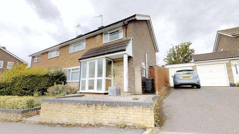 4 Bedrooms Semi Detached House for sale in Gadebridge Road, Hemel Hempstead
