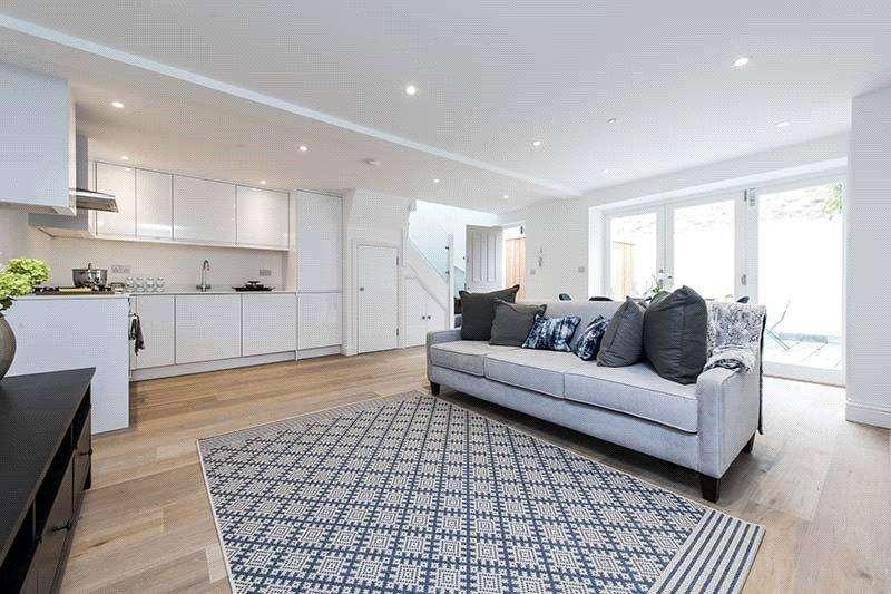 1 Bedroom Terraced House for sale in Chivalry Road, London, SW11