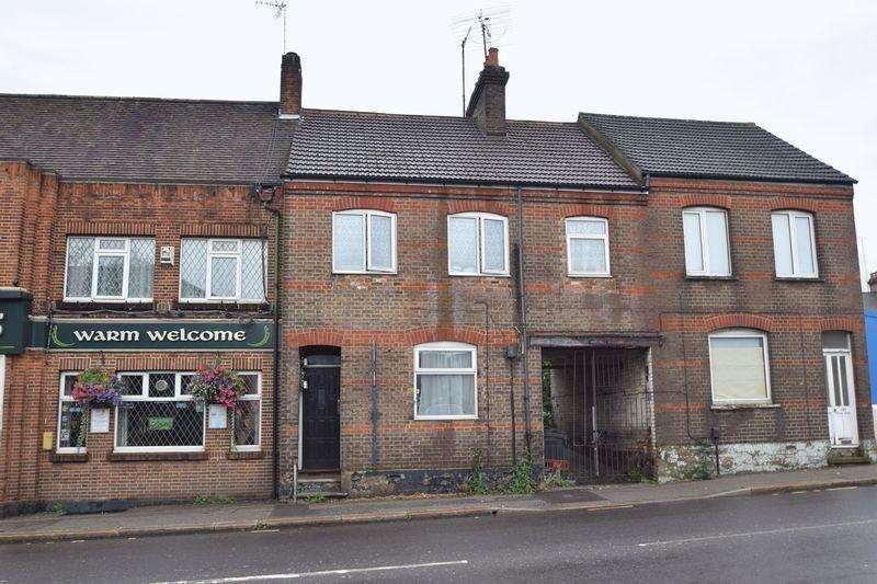 1 Bedroom Flat for sale in Castle Street, Luton