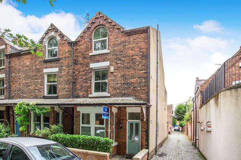 4 Bedrooms Terraced House for sale in Longfield Terrace, York, YO30