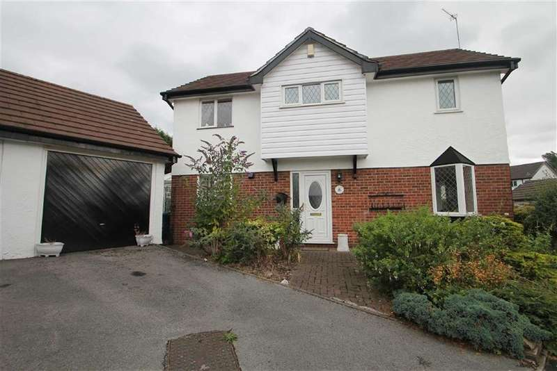 3 Bedrooms Detached House for sale in Worsley