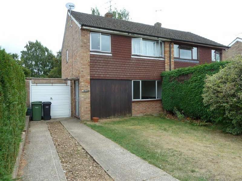 3 Bedrooms Semi Detached House for sale in Rowan Close, Sonning Common, Sonning Common Reading