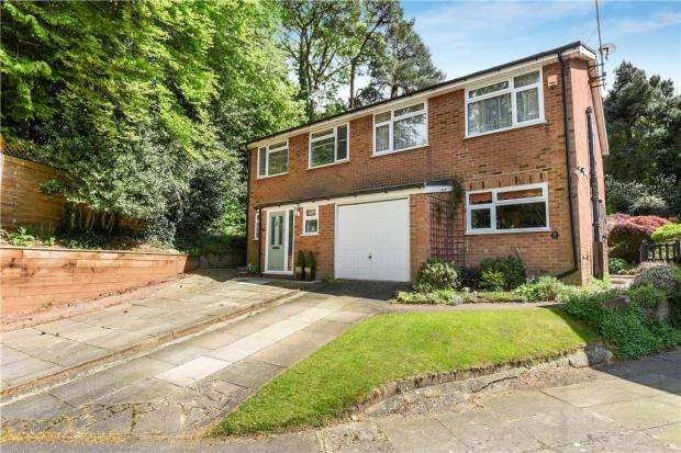 3 Bedrooms Semi Detached House for sale in Pembroke Close, Sunninghill, Berkshire