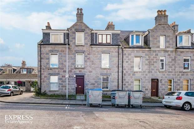 1 Bedroom Flat for sale in Lamond Place, Aberdeen