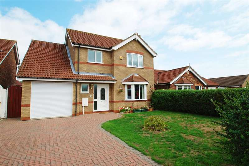 3 Bedrooms Detached House for sale in Danial Close, Winthorpe, Skegness