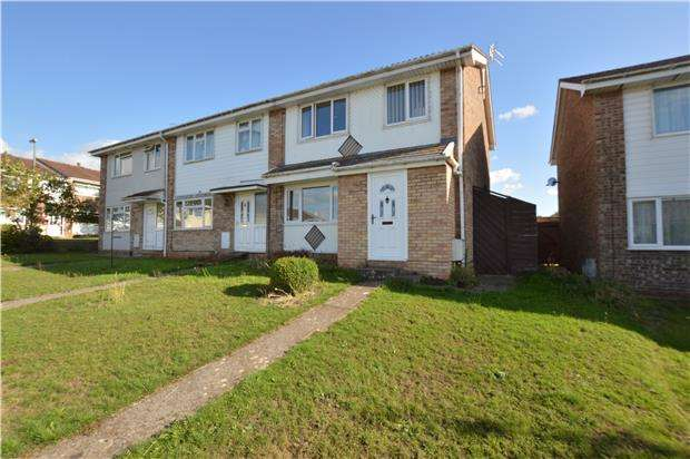 3 Bedrooms End Of Terrace House for sale in Badgeworth, BS37 8YJ