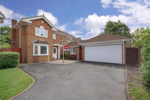 4 Bedrooms Detached House for sale in 16 Thomas Avenue, Emersons Green, BRISTOL, BS16 7TA