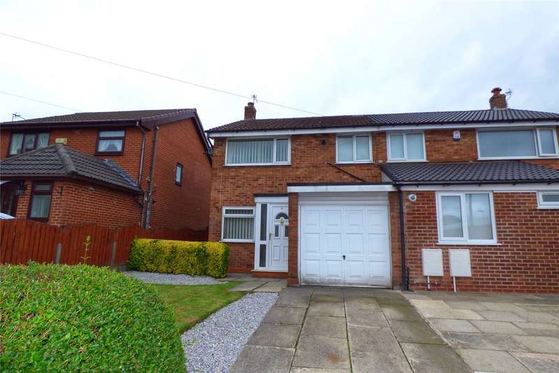 3 Bedrooms Semi Detached House for sale in Pilsworth Road, Heywood, Greater Manchester, OL10