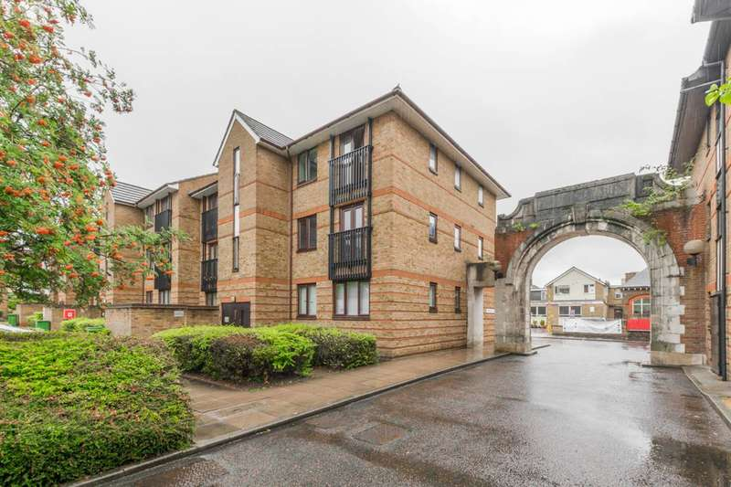 2 Bedrooms Flat for sale in Chopwell Close, Stratford, E15