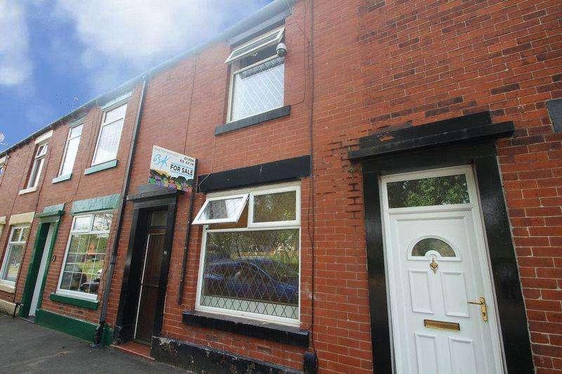 2 Bedrooms Terraced House for sale in Greenbank Road, Syke, Rochdale OL12 0EN