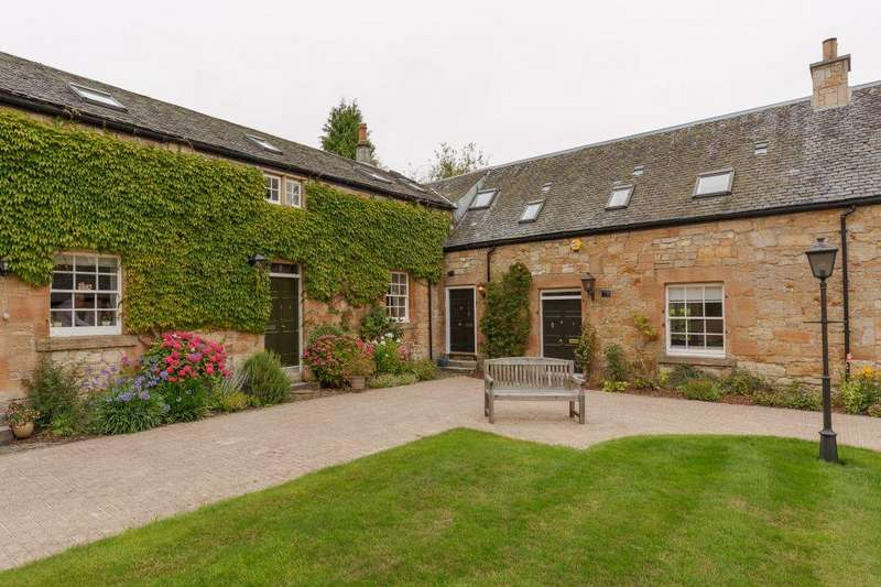3 Bedrooms Terraced House for sale in 5 Champfleurie Stables, Linlithgow, EH49 6NB