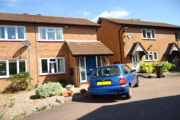 2 Bedrooms Semi Detached House for sale in Oaktree Close, Hamilton, Leicester, LE5