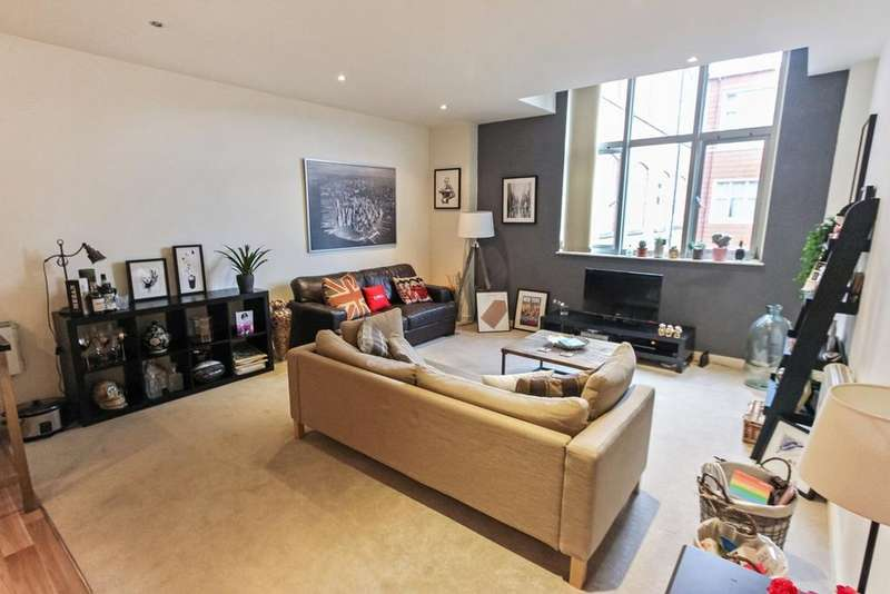 1 Bedroom Apartment Flat for sale in Wimbledon Street, Leicester, LE1