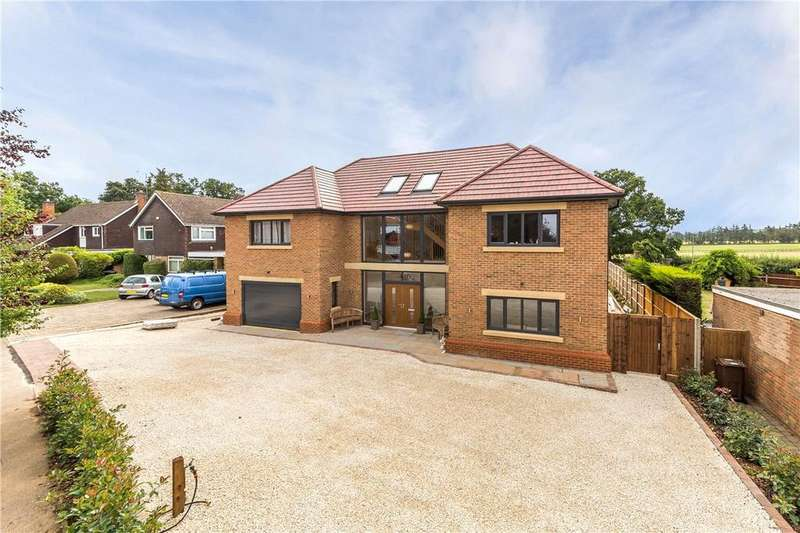 7 Bedrooms Detached House for sale in Burywick, Harpenden, Hertfordshire
