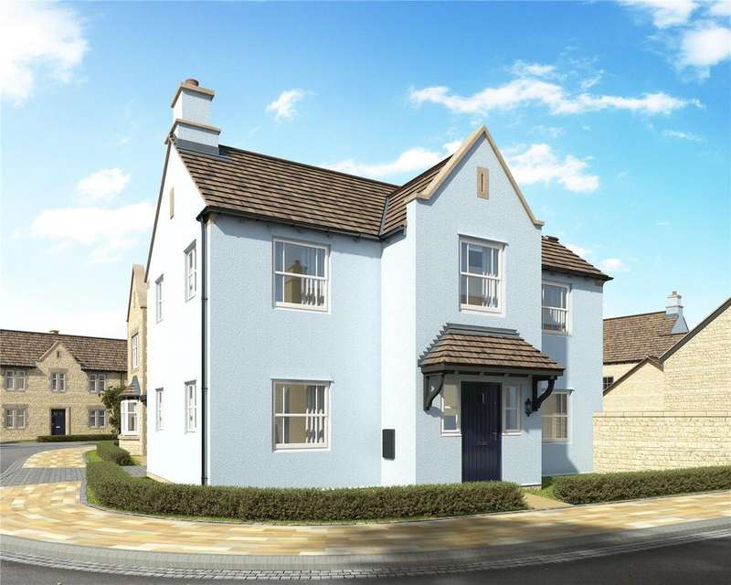3 Bedrooms Detached House for sale in Cecil Square, Kettering Road, Stamford, Lincolnshire, PE9