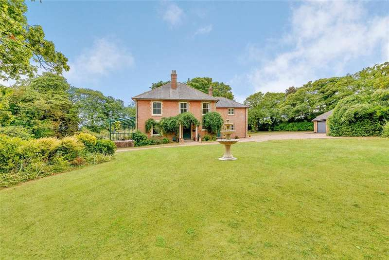 7 Bedrooms Detached House for sale in Hinton Manor Lane, Clanfield, Hampshire