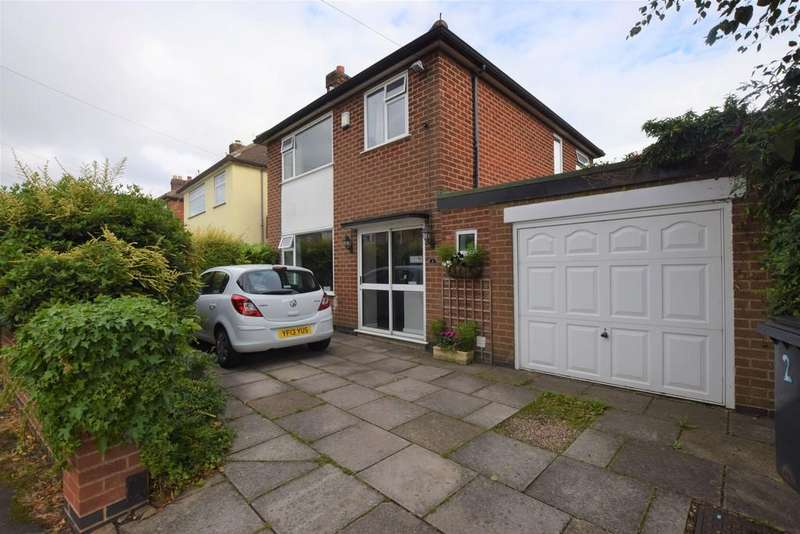 4 Bedrooms Detached House for sale in King Richard Road , Hinckley