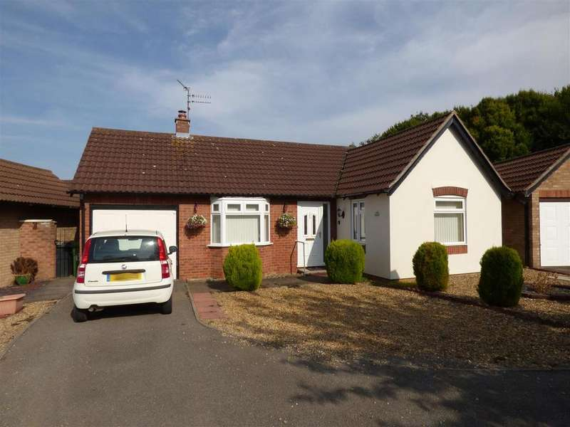 2 Bedrooms Detached Bungalow for sale in Medeswell, Orton Malborne, Peterborough