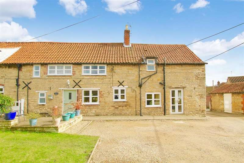 4 Bedrooms Semi Detached House for sale in Washdyke Lane, Fulbeck, Grantham
