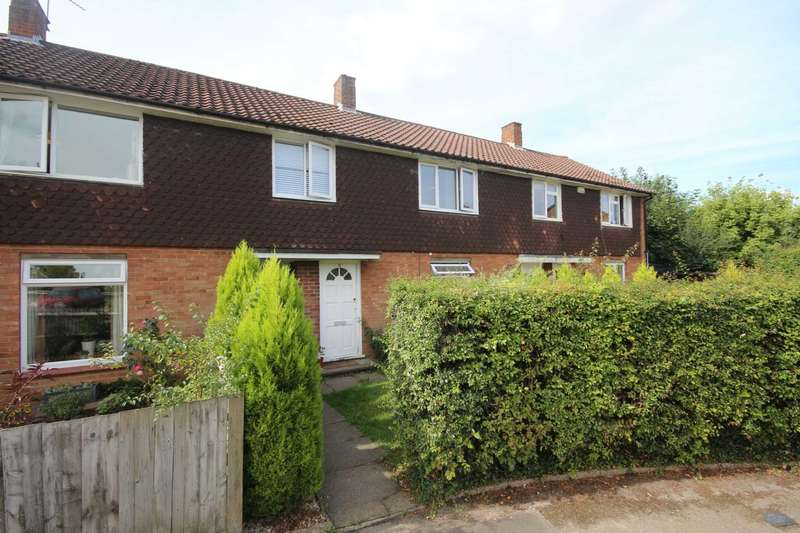 3 Bedrooms Terraced House for sale in Dartmouth Close, Bracknell
