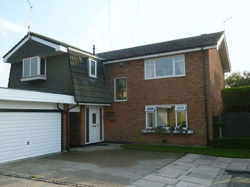 4 Bedrooms Detached House for sale in Barnton Close, Lowton