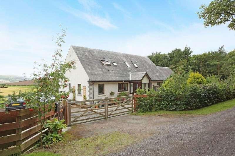 4 Bedrooms Detached House for sale in North Hope, Skirling Mains, Skirling, Biggar ML12 6HF