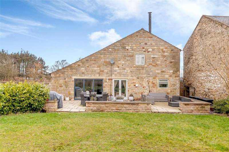 4 Bedrooms Detached House for sale in Cherry Tree Barn, Blubberhouses, Otley, North Yorkshire, LS21