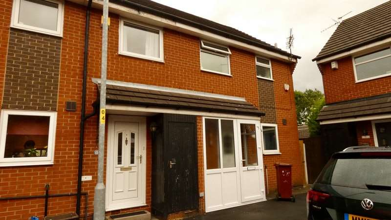 2 Bedrooms Town House for sale in Hollingworth Avenue, Manchester, Greater Manchester, M40