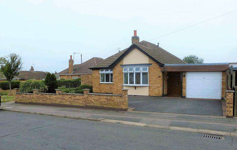 2 Bedrooms Detached Bungalow for sale in Grasmere Road, Wigston Leicestershire