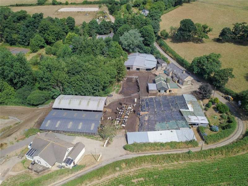 Farm Commercial for sale in Parsonage Farm - Whole, Horwood, Bideford, Devon, EX39