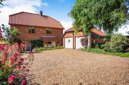 4 Bedrooms Detached House for sale in Sedgeford, Kings Lynn, Norfolk
