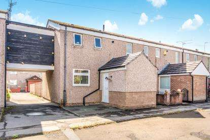 2 Bedrooms Terraced House for sale in Burton Walk, Heaton Norris, Stockport, Cheshire