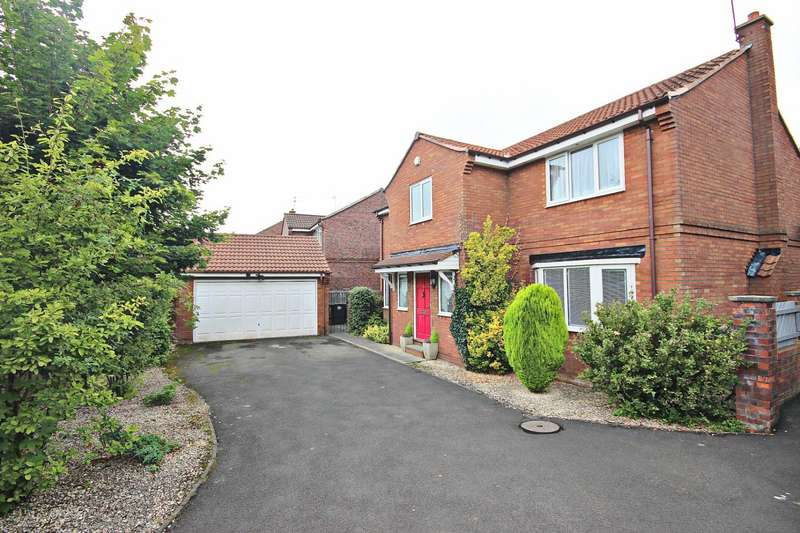 5 Bedrooms Detached House for sale in Nickleby Chare, Merryoaks, Durham