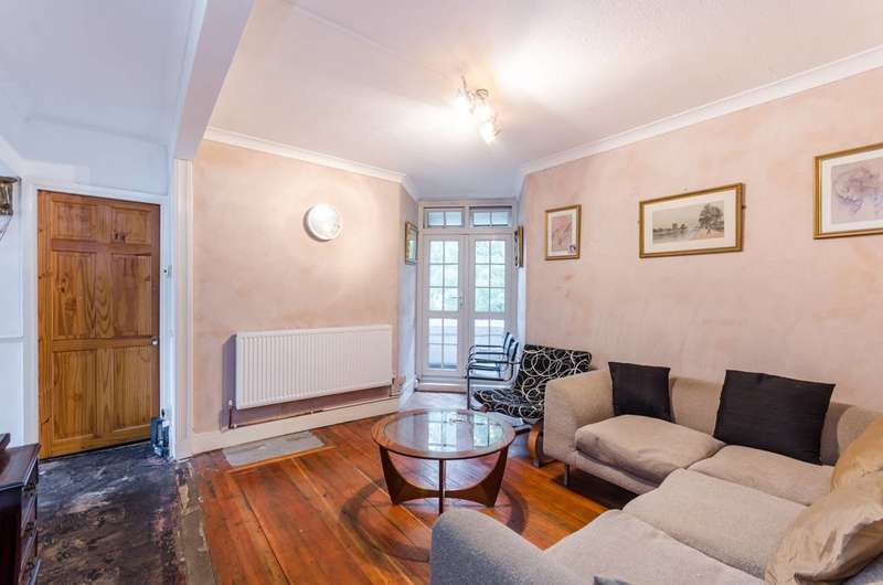 2 Bedrooms Flat for sale in Drysdale Place, Shoreditch, N1