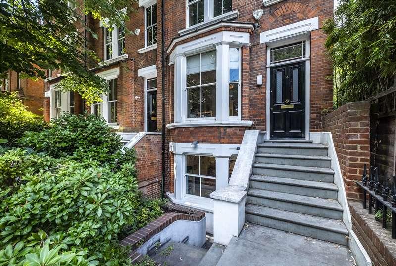 3 Bedrooms Mews House for sale in Willow Bridge Road, Islington, London, N1