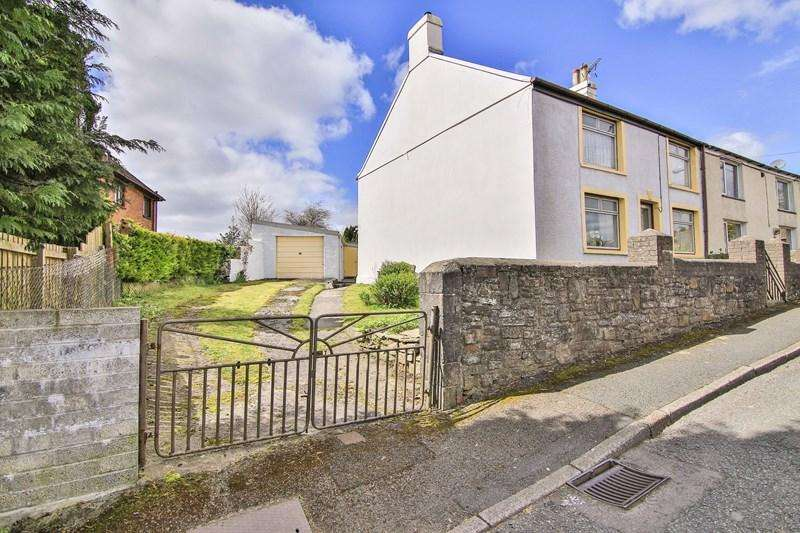 3 Bedrooms Semi Detached House for sale in Fitzroy Street, Brynmawr