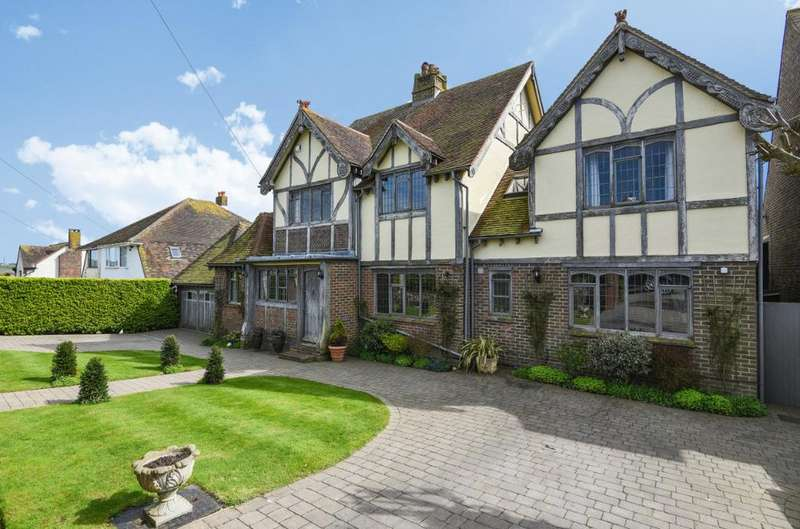 5 Bedrooms Detached House for sale in Founthill Road, Brighton, East Sussex, BN2