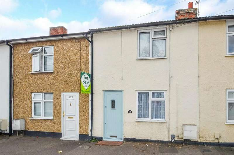 2 Bedrooms Cottage House for sale in Clifton Road, SHEFFORD, Bedfordshire