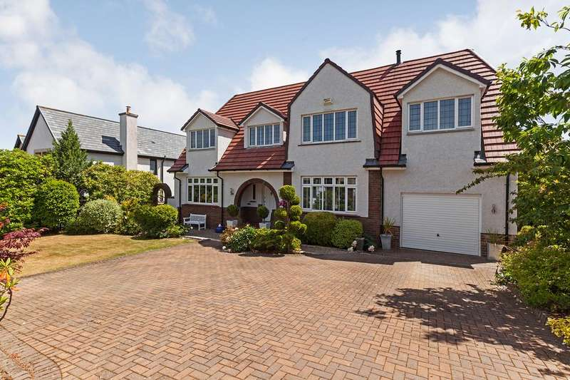 5 Bedrooms Detached Villa House for sale in West Sussex, 14 Burnside Road, Whitecraigs, G46 6TT