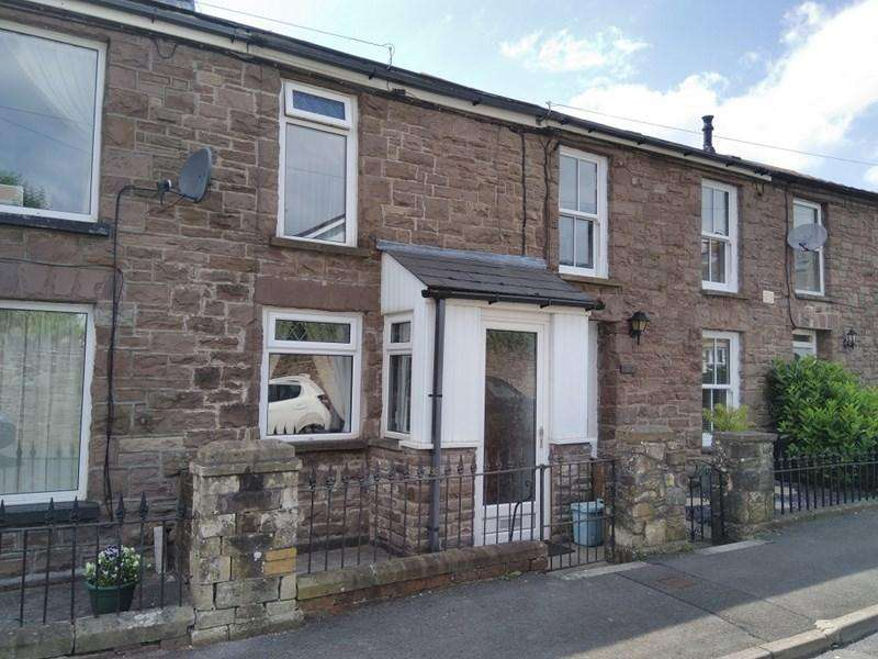 2 Bedrooms Terraced House for sale in North Street, Abergavenny