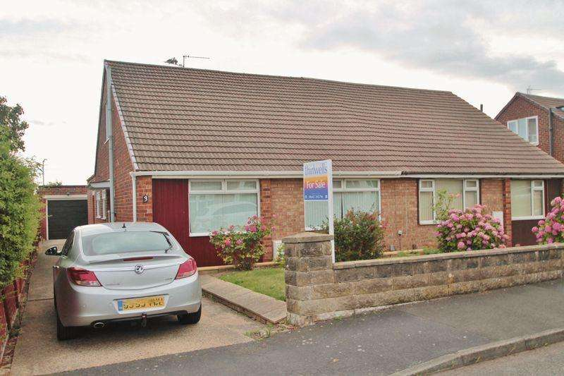 3 Bedrooms Semi Detached Bungalow for sale in Norfolk Crescent, Ormesby
