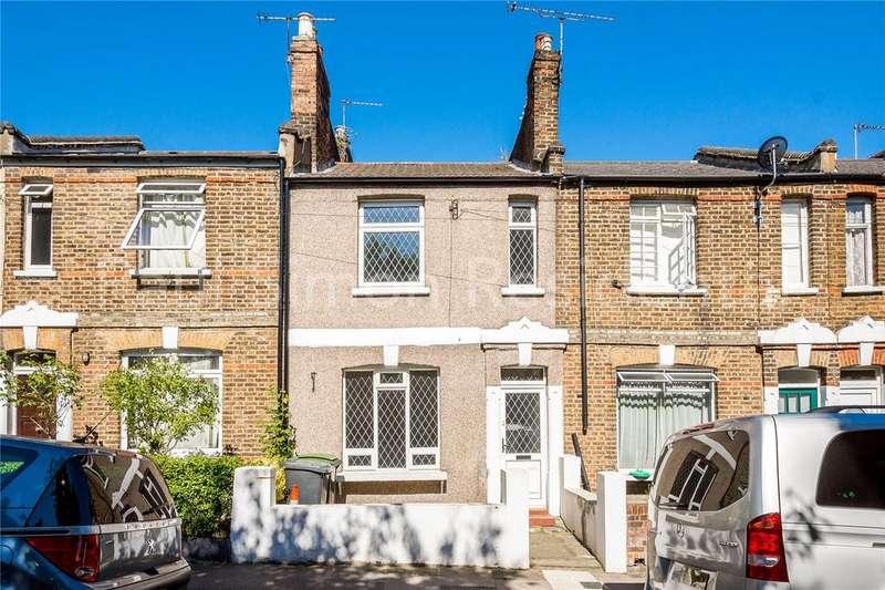 2 Bedrooms Terraced House for sale in Caversham Road, Harringay, London, N15