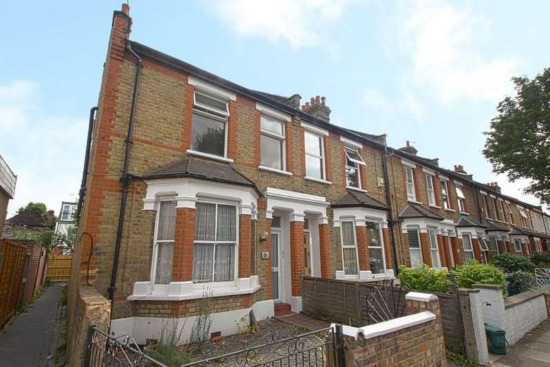 4 Bedrooms Terraced House for sale in Salisbury Road, Ealing, W13