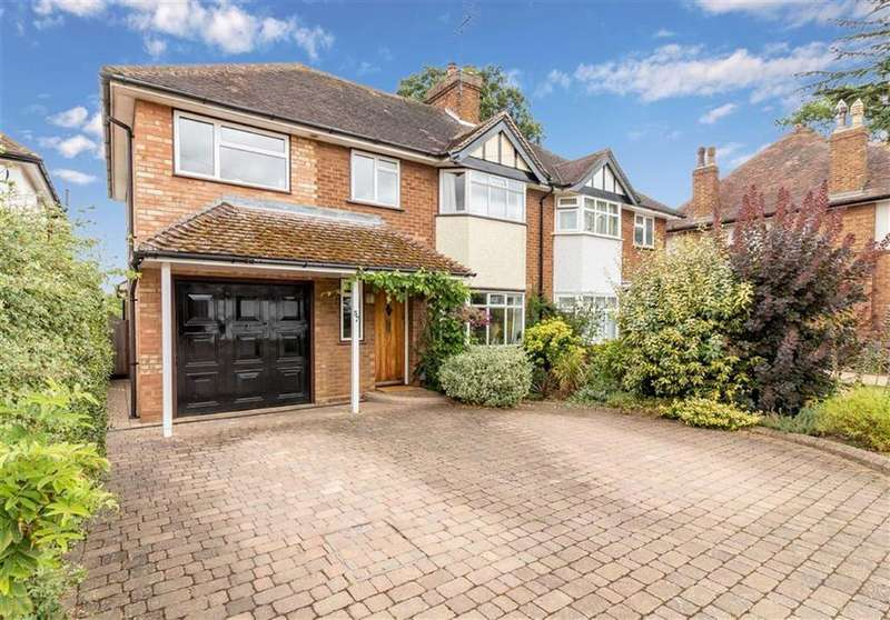 4 Bedrooms Semi Detached House for sale in Bearton Green, Hitchin, SG5