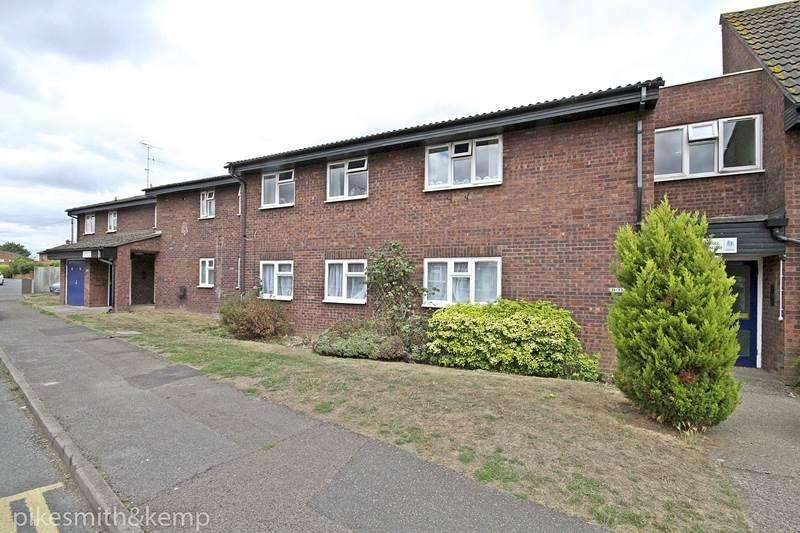 1 Bedroom Flat for sale in Foliejohn Way, MAIDENHEAD, SL6