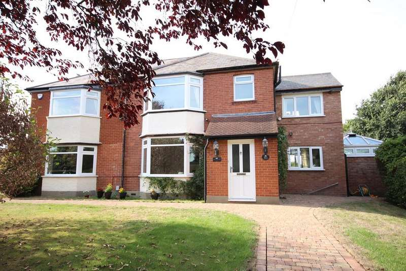 6 Bedrooms Detached House for sale in Cotton End Road, Wilstead, MK45